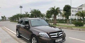 Cần bán xe Mercedes Benz GLK250 đời 2014, màu nâu, nhập khẩu giá 1 tỷ 200 tr tại Hà Nội