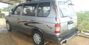 Cần bán lại xe Mitsubishi Jolie năm sản xuất 2002, màu bạc chính chủ giá 80 triệu tại Hà Nội