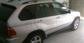 Cần bán BMW X5 2007, màu xám, nhập khẩu nguyên chiếc, giá 399tr giá 399 triệu tại Tp.HCM