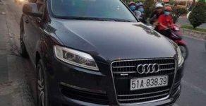 Bán ô tô Audi Q7 đời 2006, màu đen, nhập khẩu nguyên chiếc giá 850 triệu tại Tp.HCM