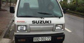 Bán Suzuki Super Carry Van đời 2012, màu trắng, xe sơn máy nội thất còn nguyên bản giá 170 triệu tại Hà Nội