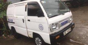 Bán Suzuki Super Carry Van sản xuất 1998, màu trắng giá 55 triệu tại Hà Nội