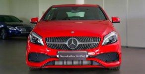 Bán Mercedes-benz A250, đăng ký 2018, màu đỏ, 3.500km, nhập khẩu nguyên chiếc giá 1 tỷ 599 tr tại Tp.HCM