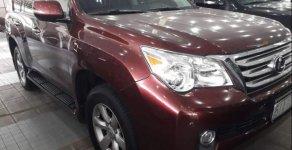 Bán xe Lexus GX 460 đời 2009, màu đỏ, nhập khẩu giá 1 tỷ 950 tr tại Tp.HCM