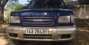 Cần bán lại xe Isuzu Trooper đời 2002, màu xanh lam, nhập khẩu giá 82 triệu tại Hà Nội