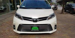 Bán Toyota Sienna Limited đời 2019, màu trắng, xe nhập giá 4 tỷ 430 tr tại Hà Nội