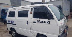 Cần bán gấp Suzuki Super Carry Van đời 2009, màu trắng, xe đẹp giá 130 triệu tại Hưng Yên