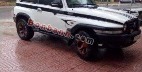 Cần bán gấp Ssangyong Korando sản xuất 2002, màu trắng, xe nhập giá 145 triệu tại Nghệ An