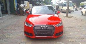 Cần bán Audi A1 TFSi năm sản xuất 2016, màu đỏ, nhập khẩu giá 1 tỷ 330 tr tại Hà Nội
