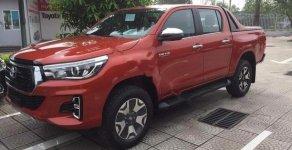 Bán Toyota Hilux 2.8G AT máy dầu, tự động 2 cầu giá 878 triệu tại Hà Nội