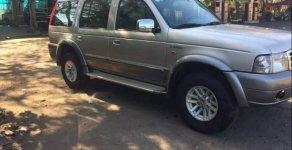 Bán Ford Everest đời 2005, màu xám chính chủ, giá chỉ 200 triệu giá 200 triệu tại Đồng Nai