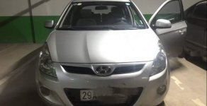 Cần bán xe Hyundai i20 sản xuất năm 2011, màu bạc, xe nhập chính chủ giá cạnh tranh giá 342 triệu tại Hà Nội