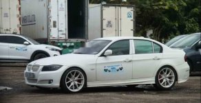 Cần bán lại xe BMW 3 Series sản xuất năm 2011, màu trắng, xe nhập   giá 730 triệu tại Tp.HCM
