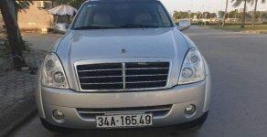 Cần bán lại xe Ssangyong Rexton II 2009, màu bạc, nhập khẩu, số tự động, 276tr  giá 276 triệu tại Hà Nội