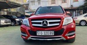 Cần bán Mercedes GLK 220 CDI đời 2014, màu đỏ, nhập khẩu xe gia đình giá 1 tỷ tại Tp.HCM