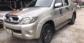 Bán ô tô Toyota Hilux 2009, màu bạc, xe nhập, giá tốt giá 335 triệu tại Hà Nội