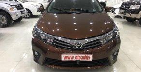 Cần bán lại xe Toyota Corolla altis 2.0 AT đời 2015, màu nâu số tự động giá 735 triệu tại Phú Thọ