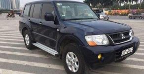 Bán Mitsubishi Pajero năm sản xuất 2004, nhập khẩu nguyên chiếc số sàn, giá tốt giá 262 triệu tại Hà Nội