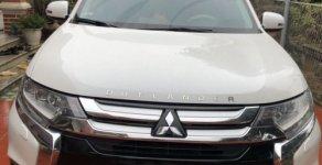 Bán Mitsubishi Outlander AT năm sản xuất 2016, màu trắng giá 875 triệu tại Hà Nội