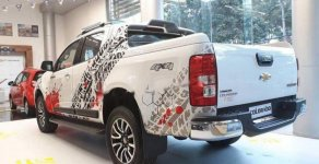 Bán xe Chevrolet Colorado High Country 2.5L 4x4 AT sản xuất năm 2019, màu trắng, nhập khẩu giá 819 triệu tại Hà Nội