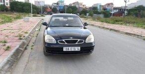 Cần bán Daewoo Nubira đời 2003, màu đen như mới giá 98 triệu tại Hải Phòng