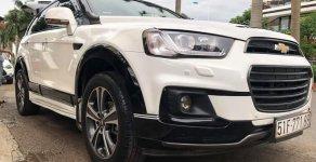 Bán Chevrolet Captiva sản xuất năm 2016, màu trắng giá cạnh tranh giá 725 triệu tại Tp.HCM