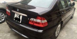 Cần bán BMW 3 Series năm 2004, màu đen, xe nhập giá cạnh tranh giá 235 triệu tại Nghệ An