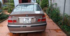 Chính chủ bán BMW 3 Series 325i đời 2004, màu xám giá 225 triệu tại Hà Nội