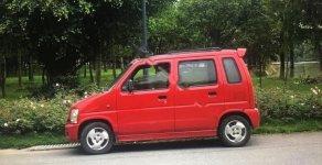 Bán xe Suzuki Wagon R+ đời 2001, màu đỏ chính chủ giá 115 triệu tại Hà Nội