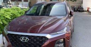 Bán Hyundai Santa Fe sản xuất 2019, màu đỏ giá 1 tỷ 45 tr tại Tp.HCM