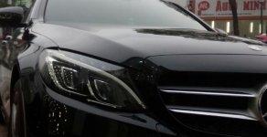 Cần bán C300 AMG sản xuất năm 2016, màu đen, nhập khẩu nguyên chiếc giá 1 tỷ 590 tr tại Hà Nội