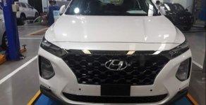 Bán xe Hyundai Santa Fe đời 2019, màu trắng giá 1 tỷ 245 tr tại BR-Vũng Tàu