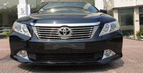 Cần bán Toyota Camry 2.5 G năm 2013, màu đen giá 800 triệu tại Hà Nội