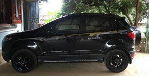 Cần bán lại xe Ford EcoSport Titanium Black 1.5L AT đời 2017, màu đen như mới giá 610 triệu tại Thanh Hóa