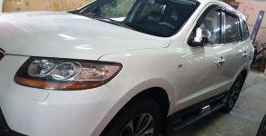 Bán Hyundai Santa Fe SLX 2.0 AT Đk 2010, Sx 2009 màu trắng, xe nhập khẩu tuyệt đẹp giá 655 triệu tại Tp.HCM