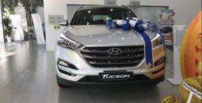 Bán Hyundai Tucson năm 2019, màu bạc giá 838 triệu tại Tp.HCM