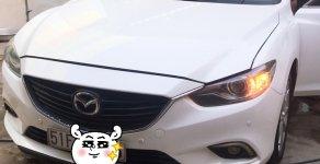 Nhà đi cần bán Mazda 6 bản 2.0 AT đời 2015, đi được 12 vạn, màu trắng Ngọc Trinh, xe nhà giữ gìn, bao test thoải mái giá 698 triệu tại Tp.HCM
