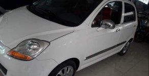 Cần bán lại xe Chevrolet Spark 2009, màu trắng xe gia đình, giá chỉ 130 triệu giá 130 triệu tại Bình Dương
