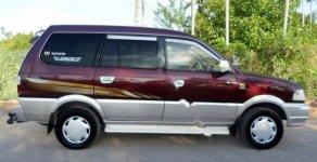 Cần bán xe cũ Toyota Zace GL đời 2002, màu đỏ giá 220 triệu tại Hà Nội
