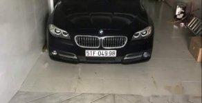 Cần bán gấp BMW 5 Series 520i đời 2014, màu đen, xe nhập chính chủ giá 1 tỷ 550 tr tại Tp.HCM