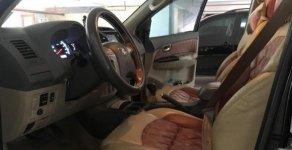 Cần bán xe Toyota Fortuner 2.7V 4x2 AT sản xuất năm 2012, màu đen  giá 700 triệu tại Hà Nội