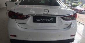Cần bán xe Mazda 6 2.0 năm sản xuất 2018, màu trắng, giá tốt giá 819 triệu tại Tp.HCM