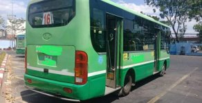 Bán xe Buýt đang sử dụng, máy Hyundai, sàn cao, đời 2013 giá 600 triệu tại Tp.HCM