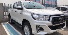 Bán ô tô Toyota Hilux năm 2019, màu trắng, nhập khẩu nguyên chiếc, giá tốt giá 695 triệu tại Tp.HCM