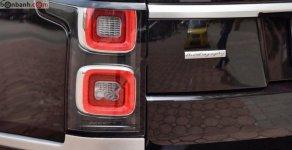 Cần bán xe LandRover Range Rover LWB 5.0 năm 2018, màu đen, xe nhập giá 13 tỷ 295 tr tại Hà Nội