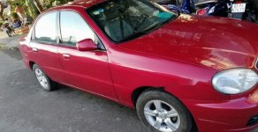 Cần bán gấp Daewoo Lanos năm sản xuất 2002, màu đỏ, xe nhập giá cạnh tranh giá 105 triệu tại Tp.HCM