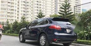 Cần bán Porsche Cayenne sản xuất 2013, màu xanh lam, xe nhập giá 2 tỷ 790 tr tại Hà Nội