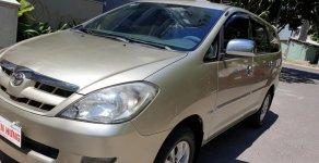 Bán Toyota Innova G 2.0 số sàn đời T5/2008 màu ghi vàng 1 đời chủ mới 80% giá 375 triệu tại Tp.HCM