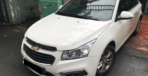 Bán Chevrolet Cruze LT 2016, đăng ký 2017 màu trắng, cực kỳ đẹp giá 418 triệu tại Tp.HCM