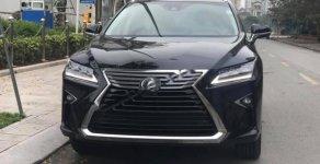 Bán Lexus RX 350 đời 2018, màu đen, xe nhập giá 4 tỷ 618 tr tại Hà Nội